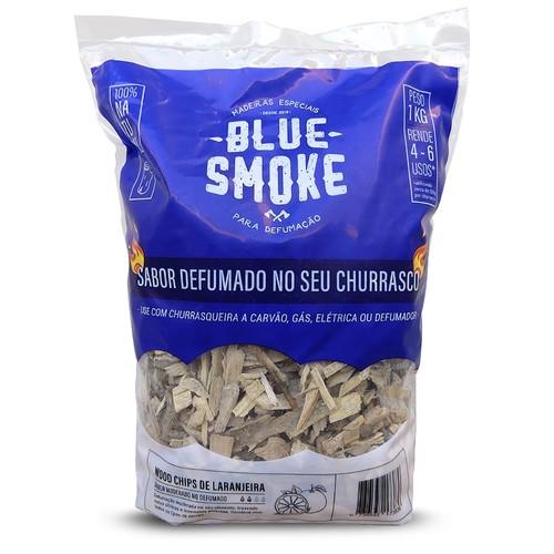 Wood Chips - Madeira Para Defumar De Limoeiro (1 kg)