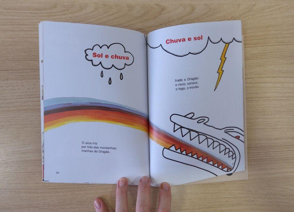 Livro Infantil Entre Ecos e Outros Treco