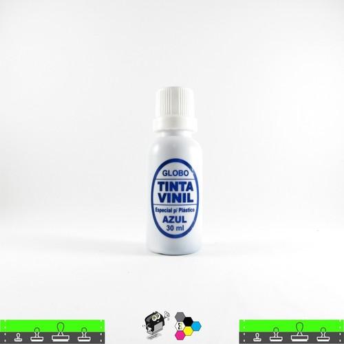 Tinta Vinil de Secagem Instantânea 30 ml Azul
