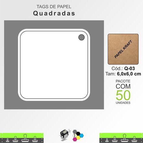 Tags Quadradas - Q03