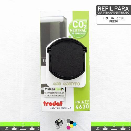 Refil TRODAT 4630 - para Carimbo Autoentintado