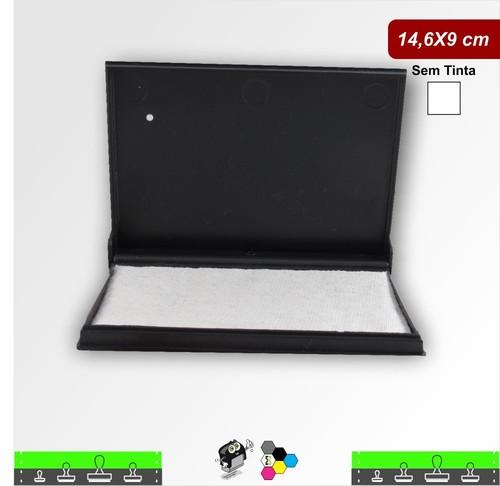 Almofada Para Carimbos Sem Tinta - 14,6 X 9 cm Japan Nº 4