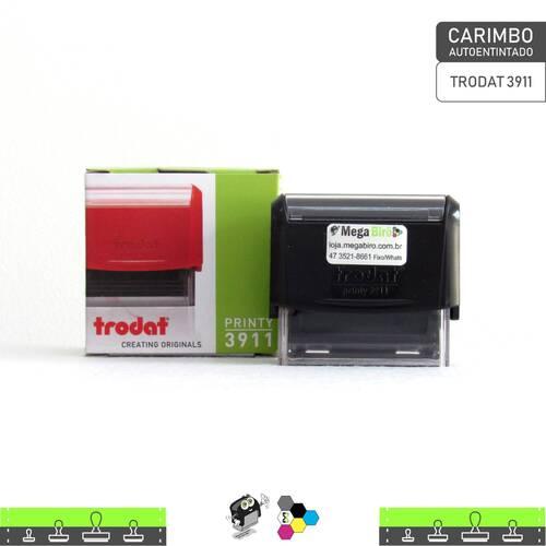 Carimbo Autoentintado TRODAT 3911