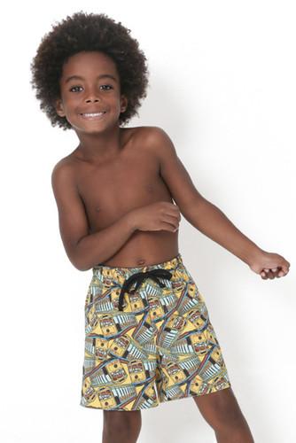 Short Infantil Cordão Santa Teresa