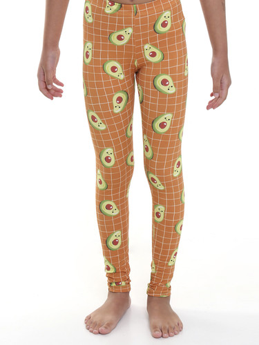 Legging Infantil Avocado