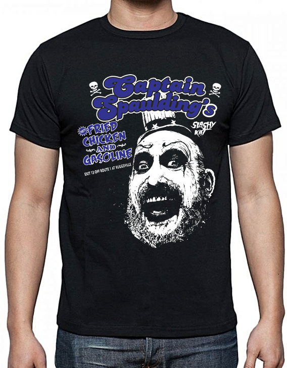 T- Shirt Captain Spaulding