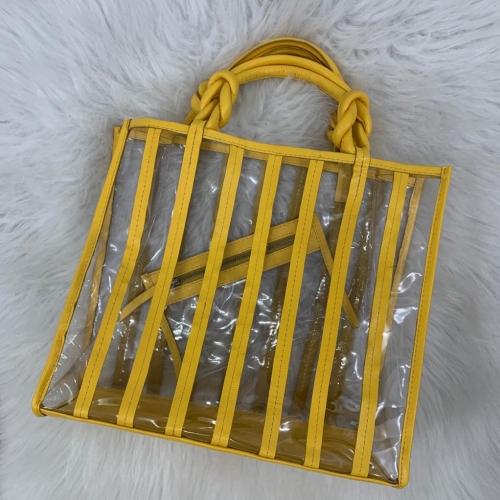 Bolsa de praia MIAMI amarela