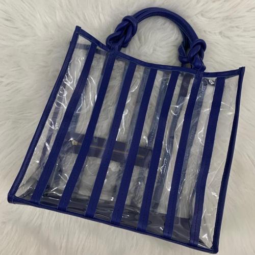 Bolsa de praia MIAMI azul royal