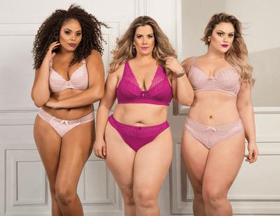Lingerie Plus Size: você sabe escolher a lingerie correta para seu corpo?