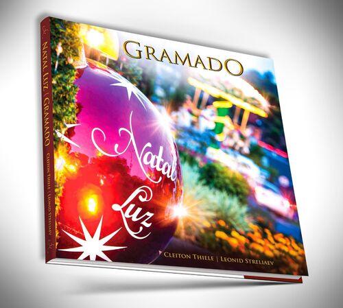 Livro 35 Anos do Natal Luz Gramado