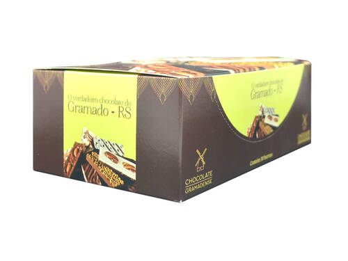Barras de Chocolate - Display com 30 un. sortidas