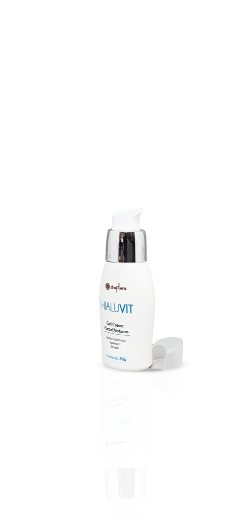 HialuVit - Gel Creme Facial Noturno