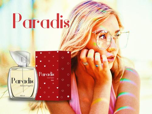 Paradis Natural Fragrance - Deo Colônia