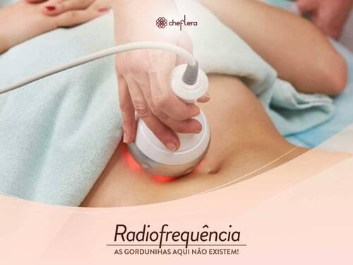 Radiofrequência - Diga adeus às rugas e a flacidez!