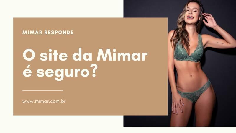 O site da Mimar é seguro?