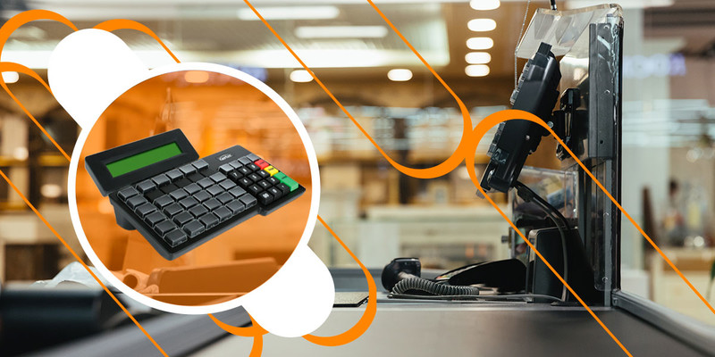 Teclado Programável: saiba o que é e como utilizar em seu PDV