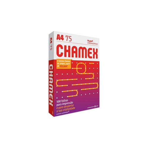 Papel Sulfite A4 75g Chamex Office com 500 Folhas
