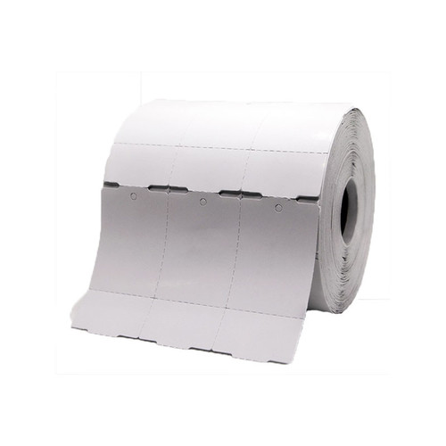 Etiqueta Tag para Roupa 35x60x03 Rolo 1500 unidades