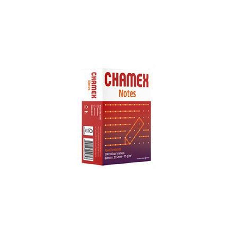 Bloco de Anotações Chamex Notes - 300 folhas