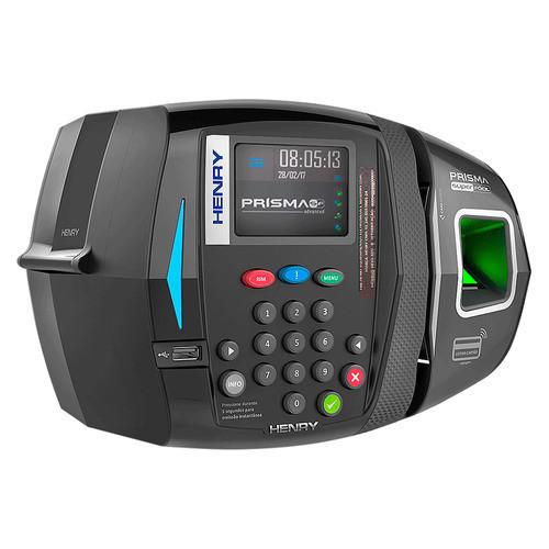 Relógio de Ponto Biométrico Henry Prisma SF Advanced