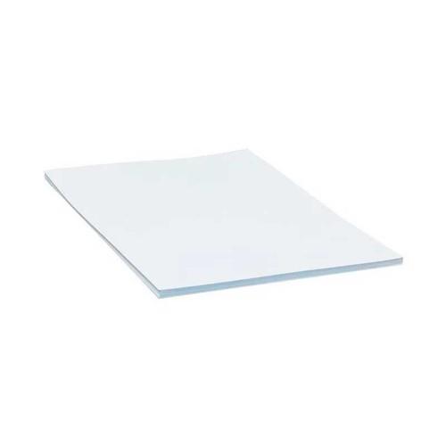 Folha A4 PVC Branco | Impressão Jato de Tinta