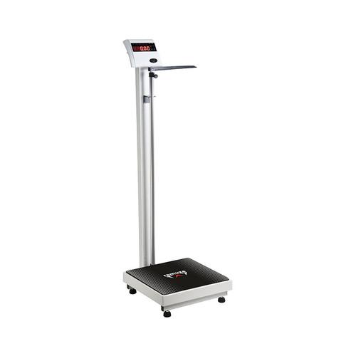 Balança Antropométrica Ramuza DP 200kg/50g INMETRO