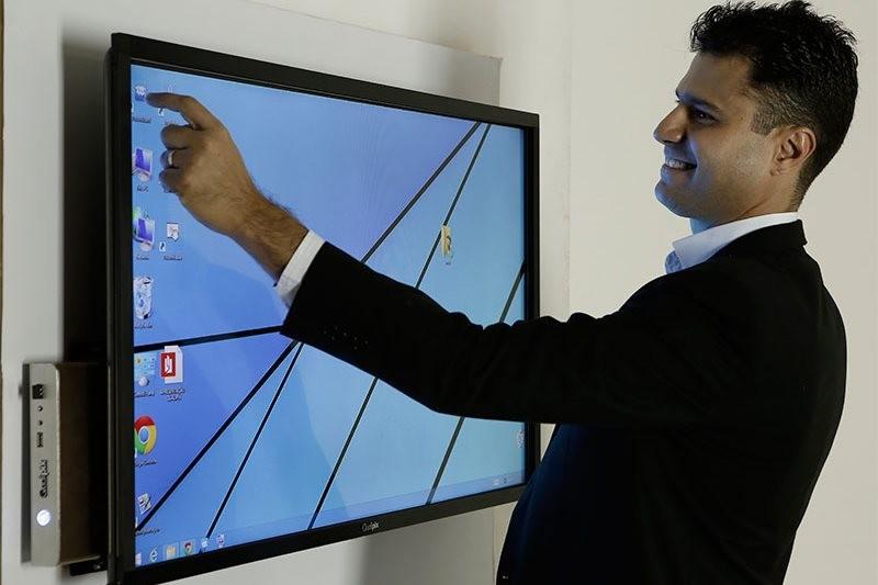Monitores Touch Screen Qualipix: Tecnologia e inovação na educação