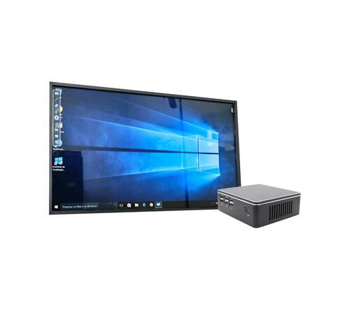 ALL IN TOUCH - TV TOUCH SCREEN 75 - COM MINI PC