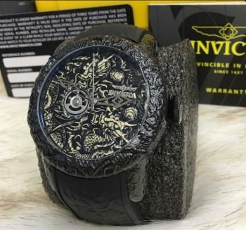 Relógio Invicta - Yakuza Preto 25081
