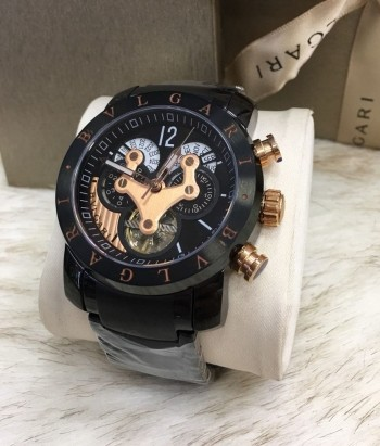 Bvlgari Hybrid Black Gold