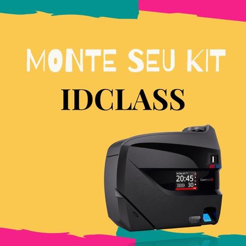 Kit Relógio de Ponto Control iD iDClass