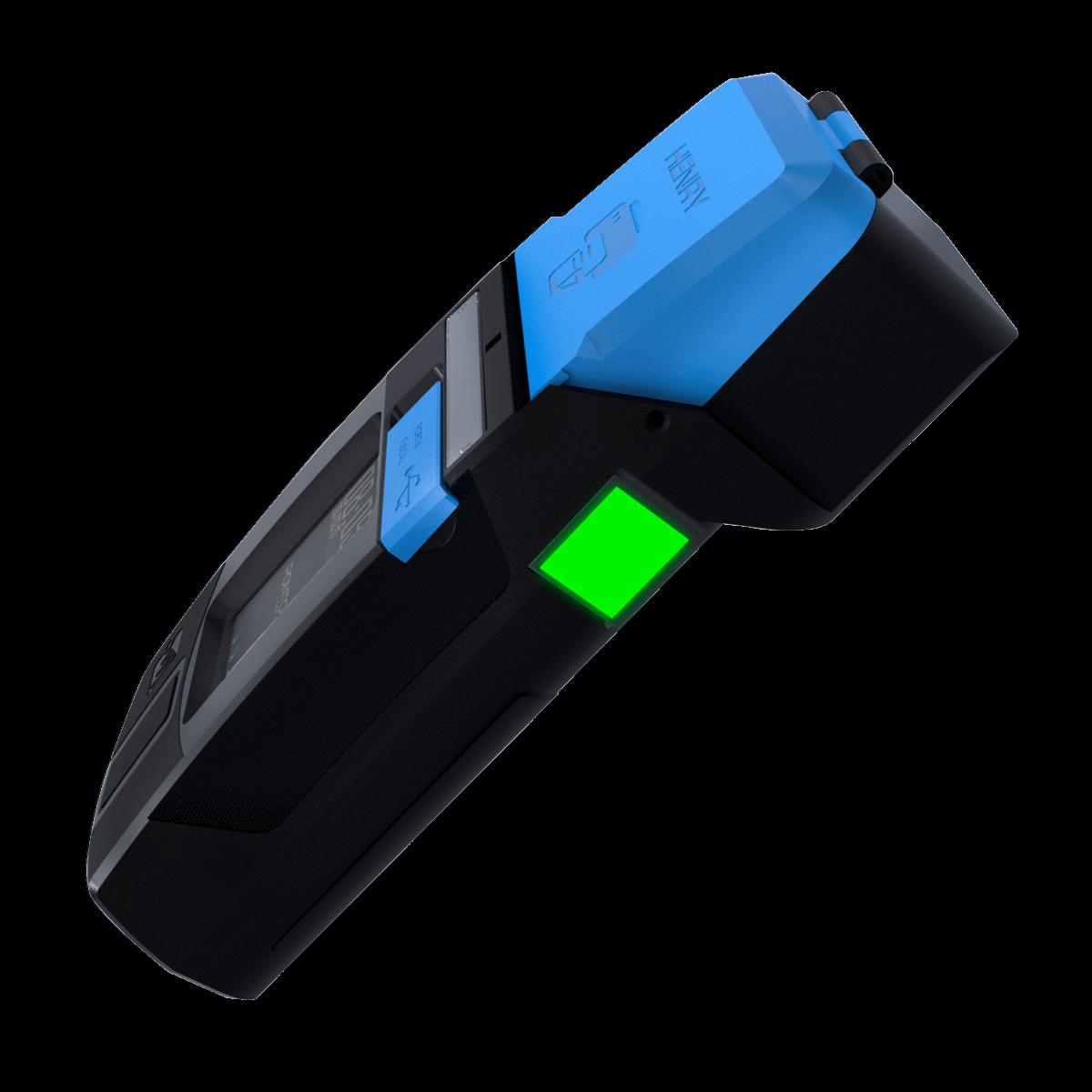 Relógio de Ponto Digital para Pequenas Empresas Henry