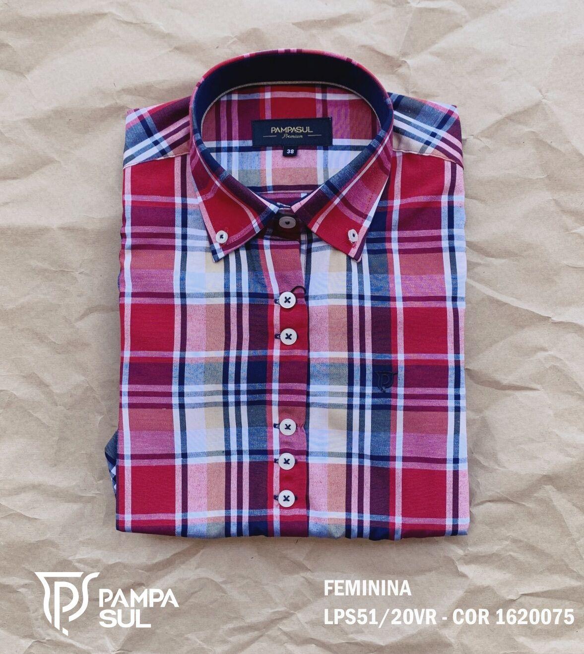 Camisa Pampa Sul Feminina LPS 51/20