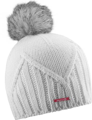 Gorro Polly pompom - Salomon