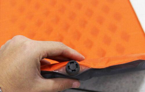 Isolante térmico auto inflável Ziggy - Azteq
