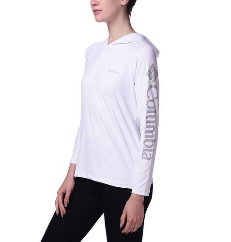 Camiseta Aurora com capuz feminina - Columbia