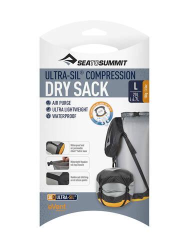 Saco de compressão eVent® Dry - Sea to Summit