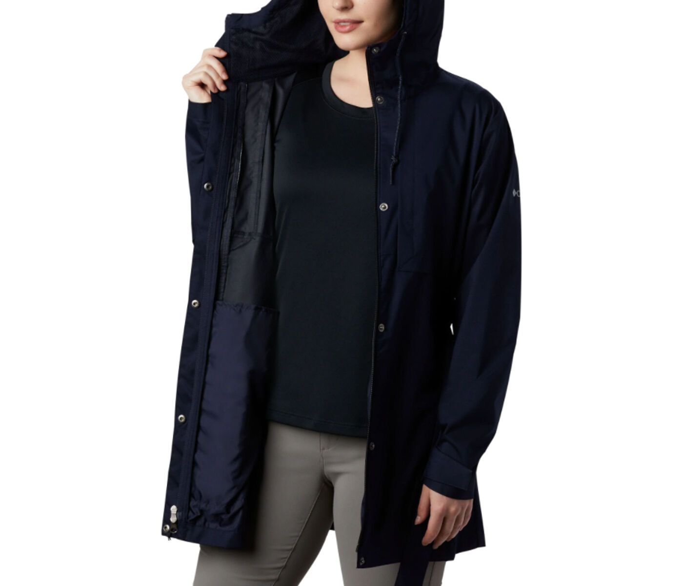 Jaqueta Pardon My Trench Rain - Columbia