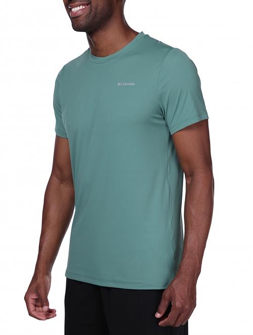 Camiseta Neblina masculina (manga curta) - Columbia
