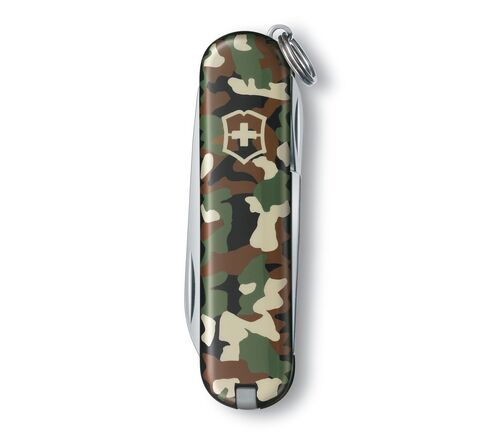 Canivete Classic SD 7F camuflado - Victorinox