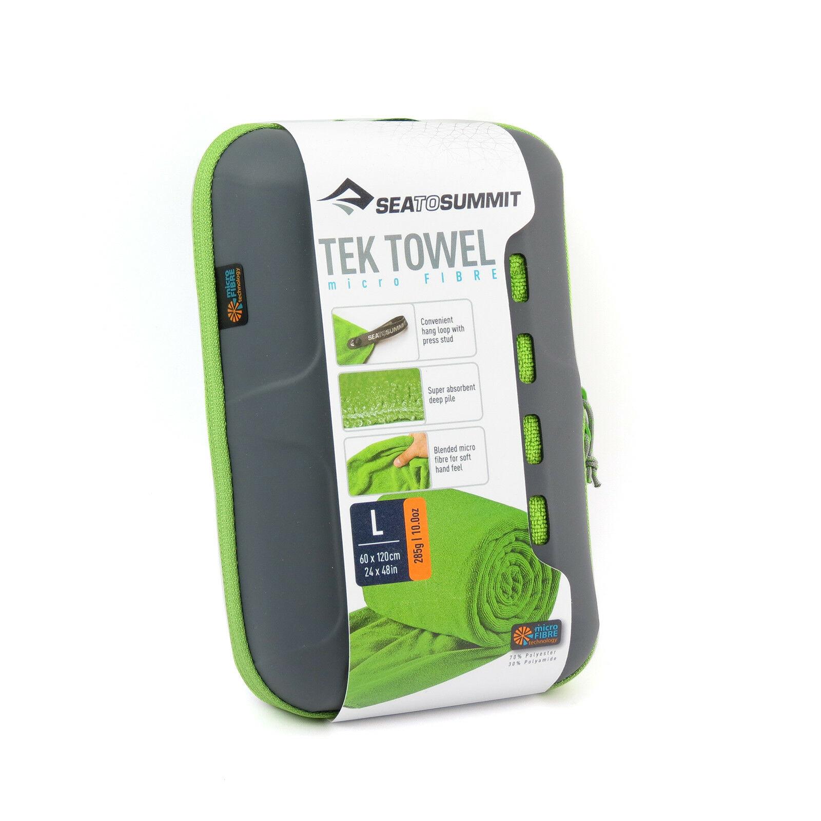 Toalha Tek Towel G - Sea to Summit