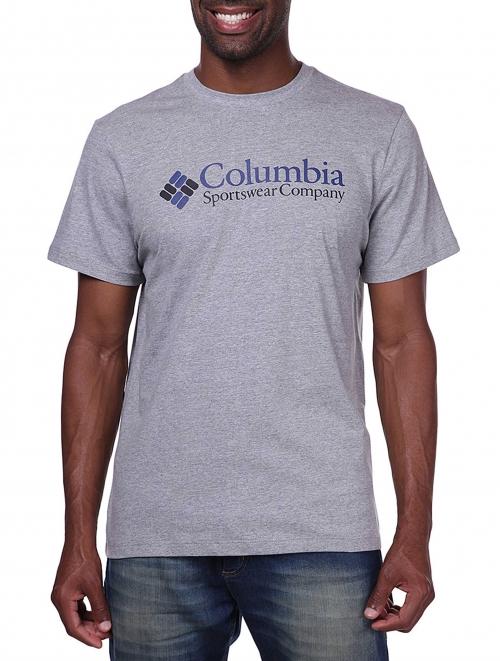 Camiseta algodão Brand Retro - Columbia