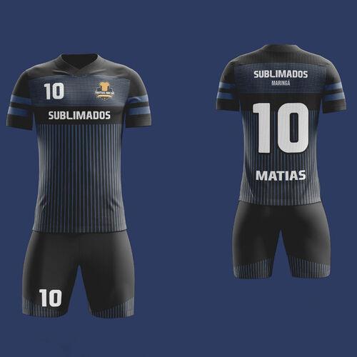 Camiseta de Futebol Personalizada