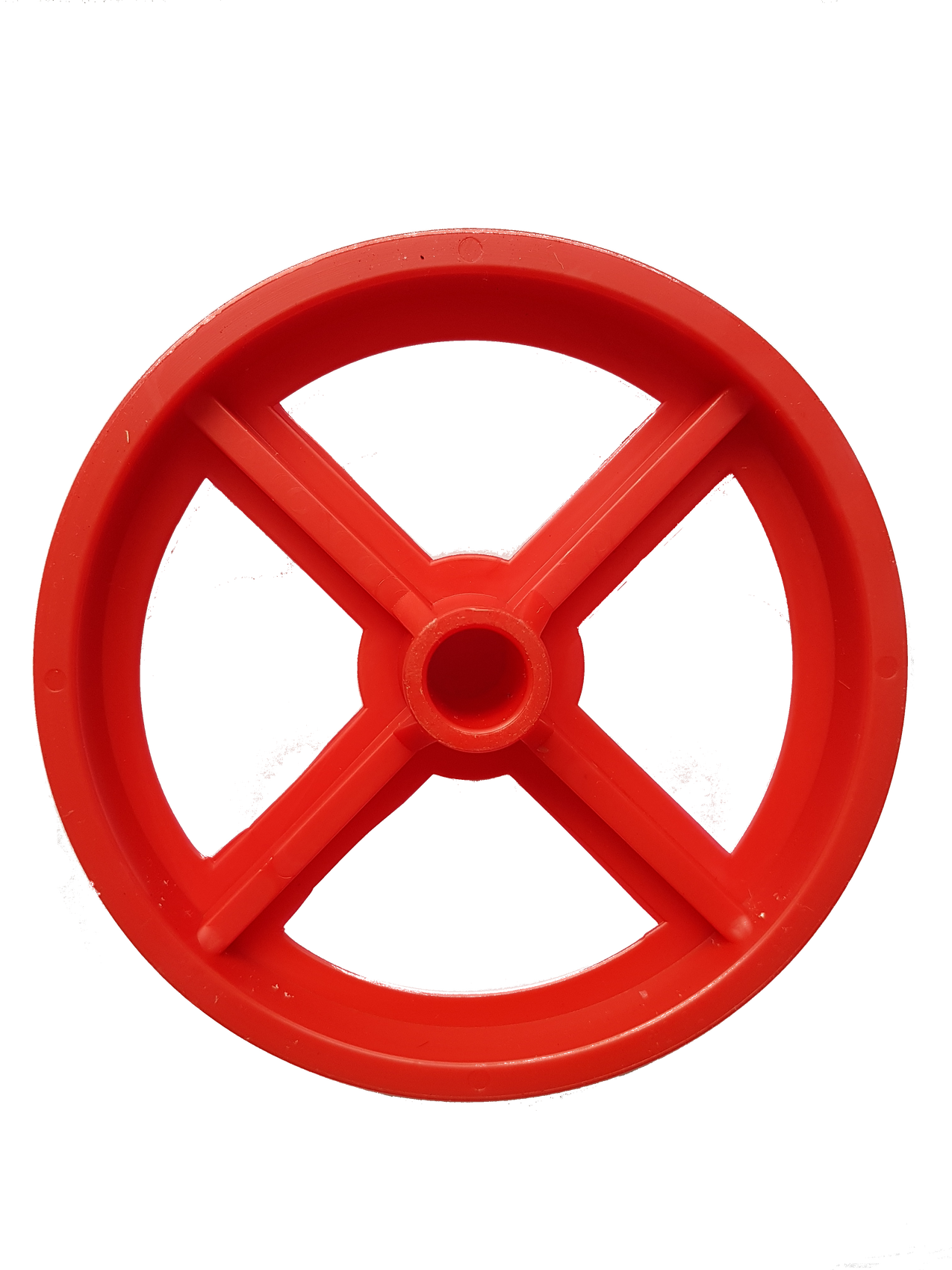 Roda Maior da Escada Articulada Multifuncional