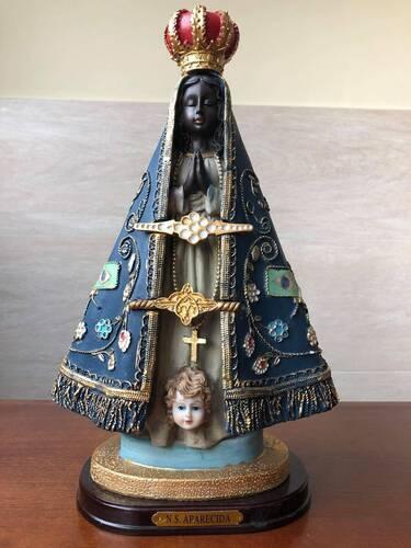 Nossa Senhora Aparecida - 37cm - Resina