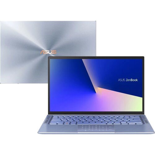 Notebook Asus Zenbook UX431FA-AN203T 10ª Intel Core I7 8GB 256GB SSD 14'' Windows 10