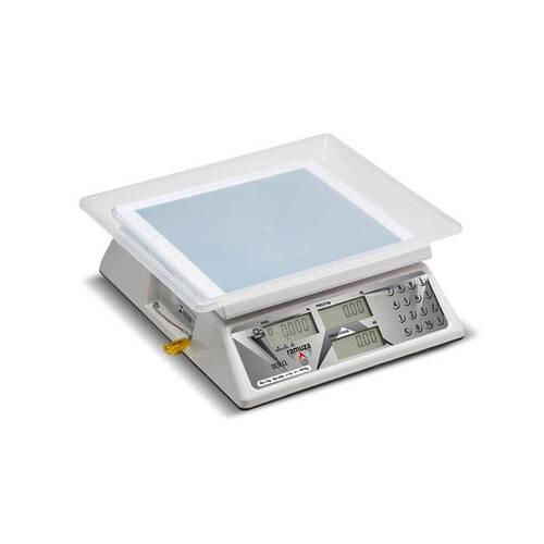 Balança Eletrônica Computadora Ramuza DCR CL 15kg