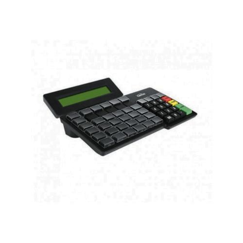 Teclado Programável Gertec TEC 55 c/ Display