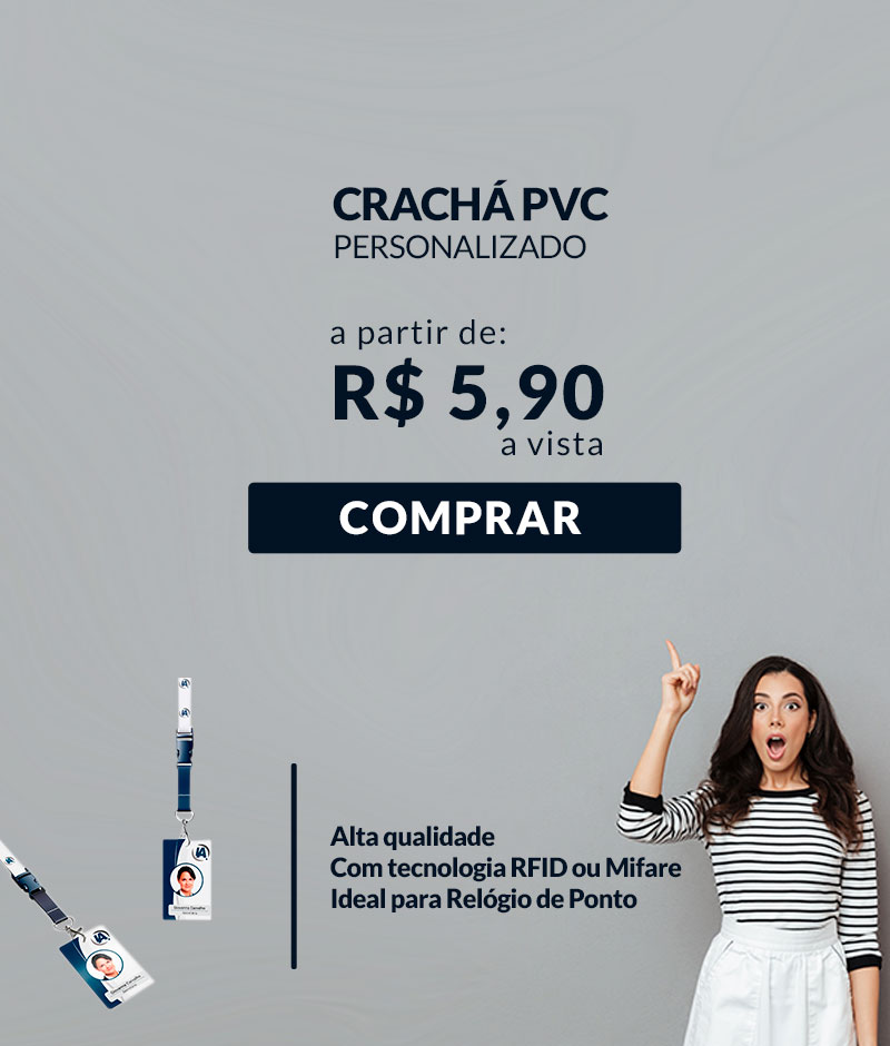 Banner crachá - 2