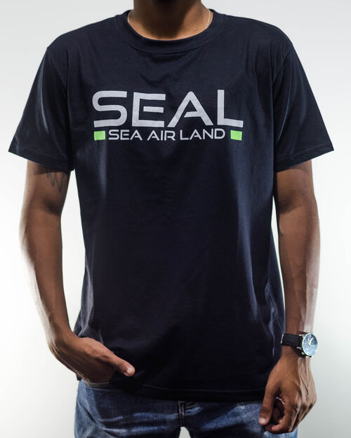 Camiseta Estampada SEAL - Tavares Airsoft